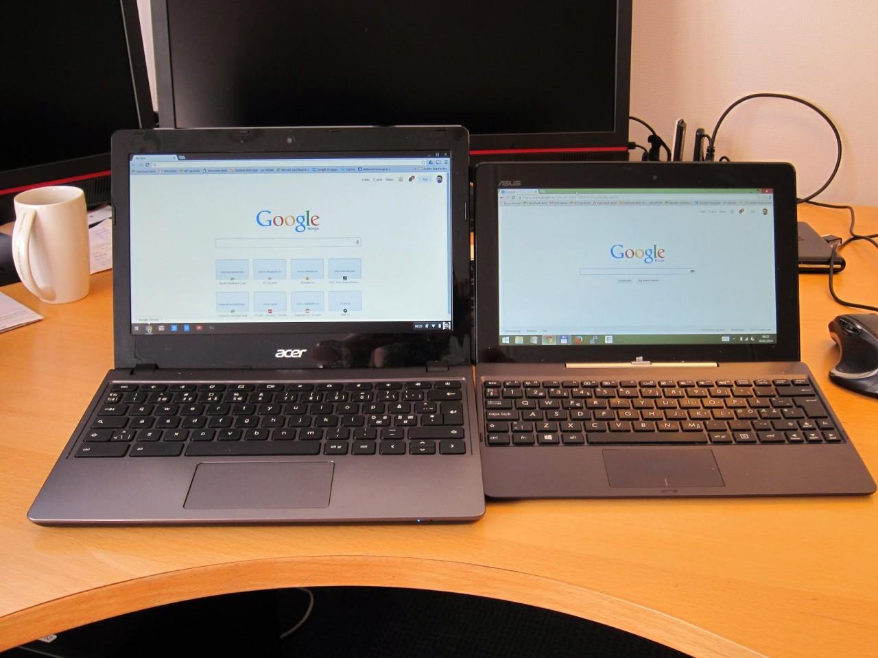 Chromebook er kommet til Norge – IKT og skole