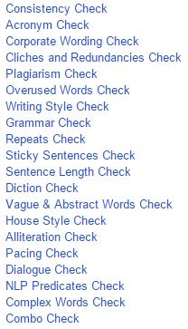 Engelsk regler til tentamen