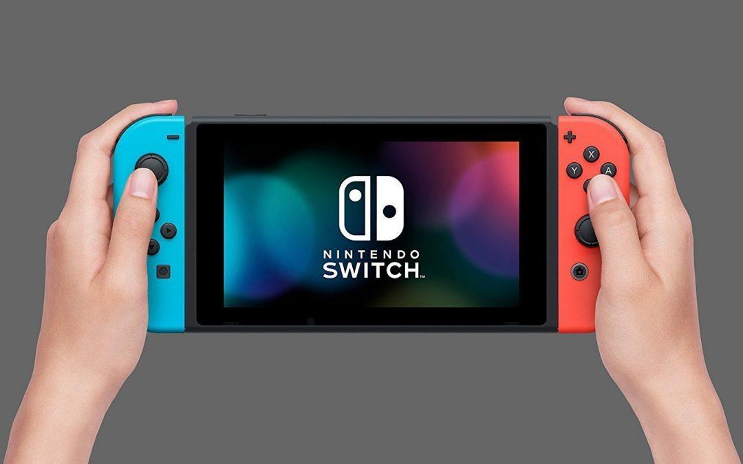 Nintendo Switch eller… en lokal spillsky?
