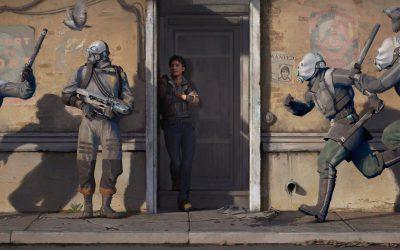 Interessert i trådløs Half-Life: Alyx?